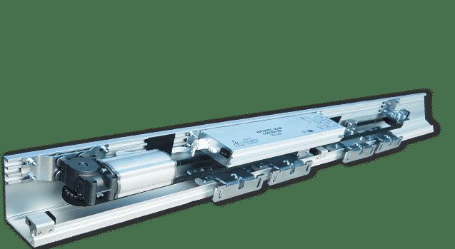 מנגנון דלת אוטומטית חתך נמוך DSL-200L