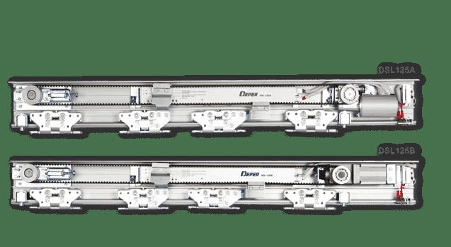מנגנון דלתות אוטומטיות DSL-125A/125B